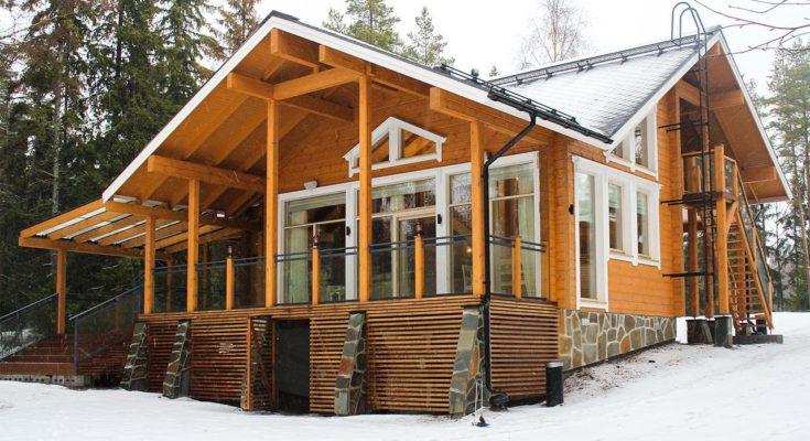 Финский дом — достойный пример современного загородного строительства