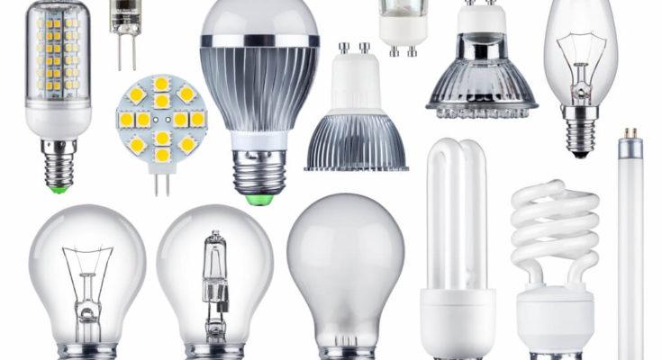 Галогеновые лампы и принципы экономии электроэнергии